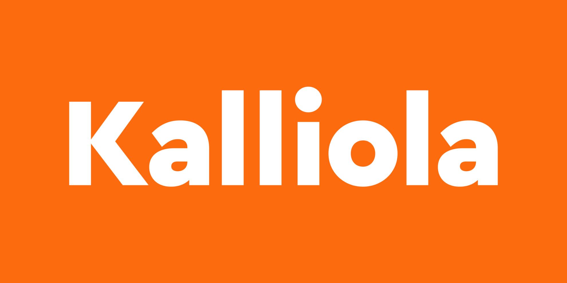 Kalliola logo