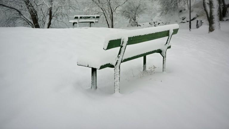 Luminen penkki kuvituskuva