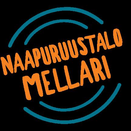 Naapuruustalo Mellarin logo